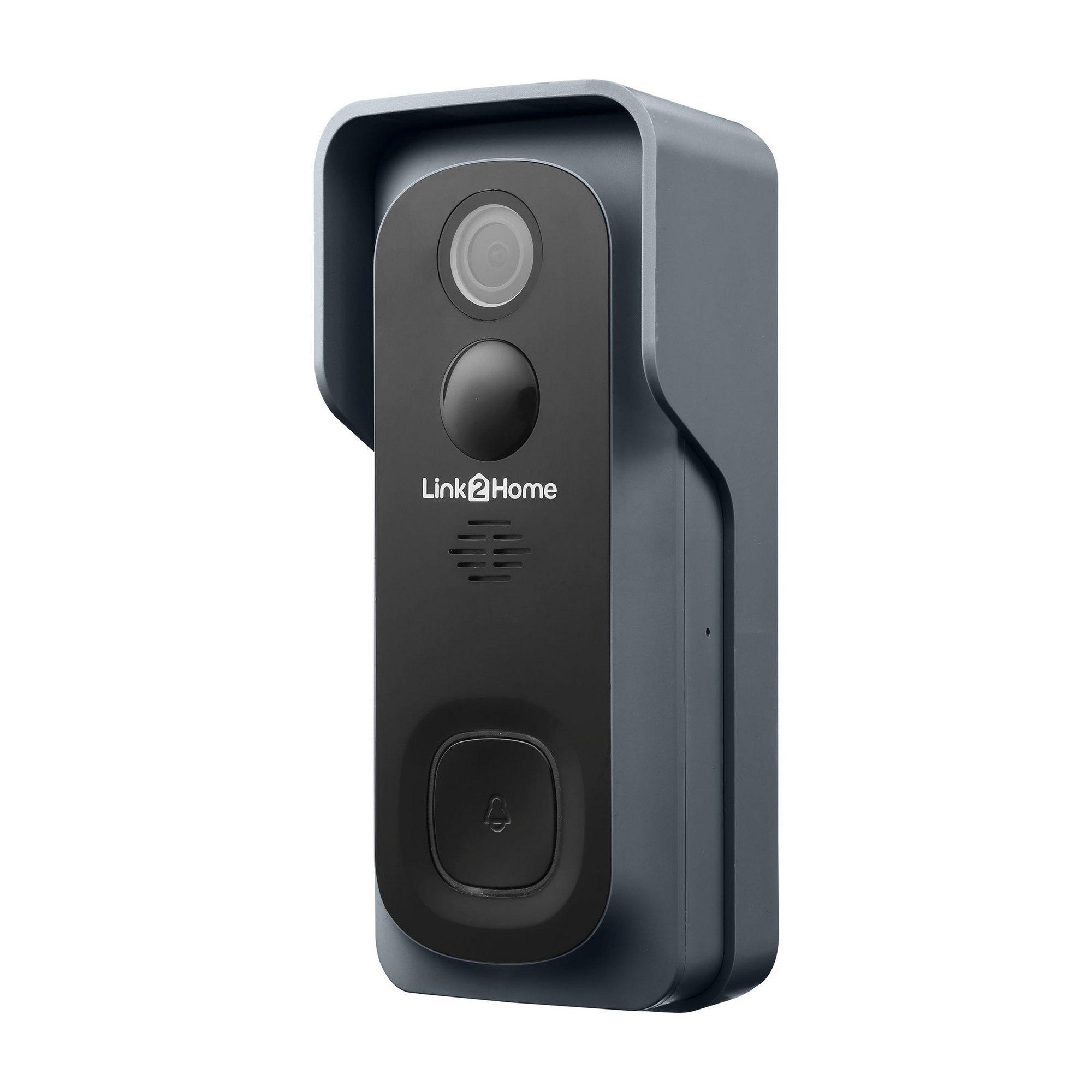 Image of Link2Home Outdoor Battery Door Bell