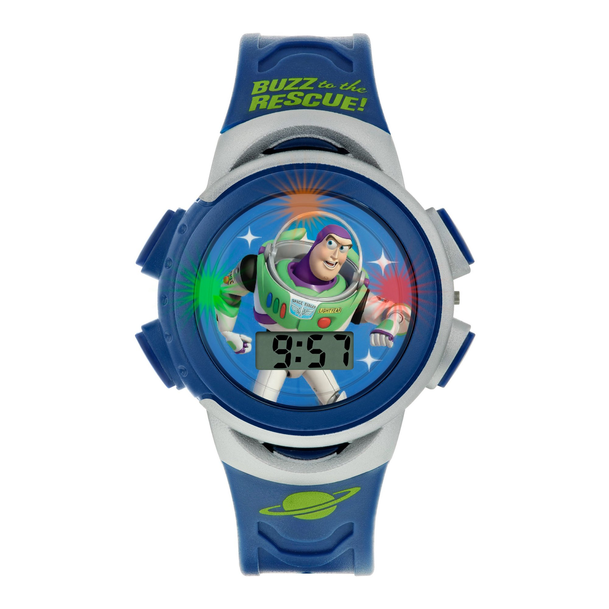 Image of Disney Toy Story Printed Silicone Strap Watch
