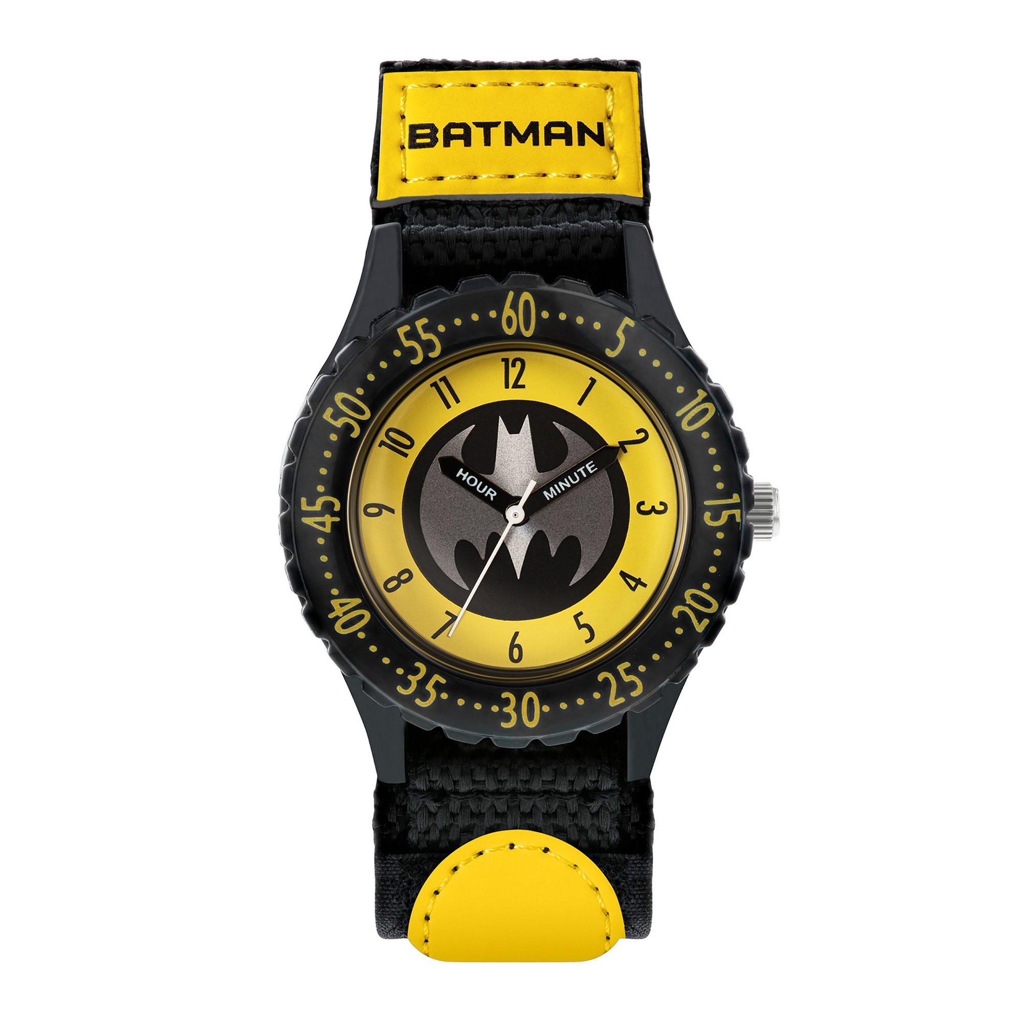 Image of Batman Analogue Strap Watch