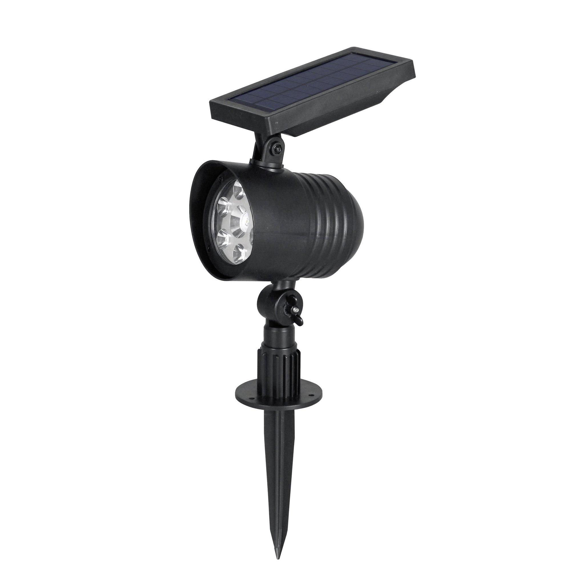 Image of Lupus Intelligent Solar LED 50 Lumen Spotlight