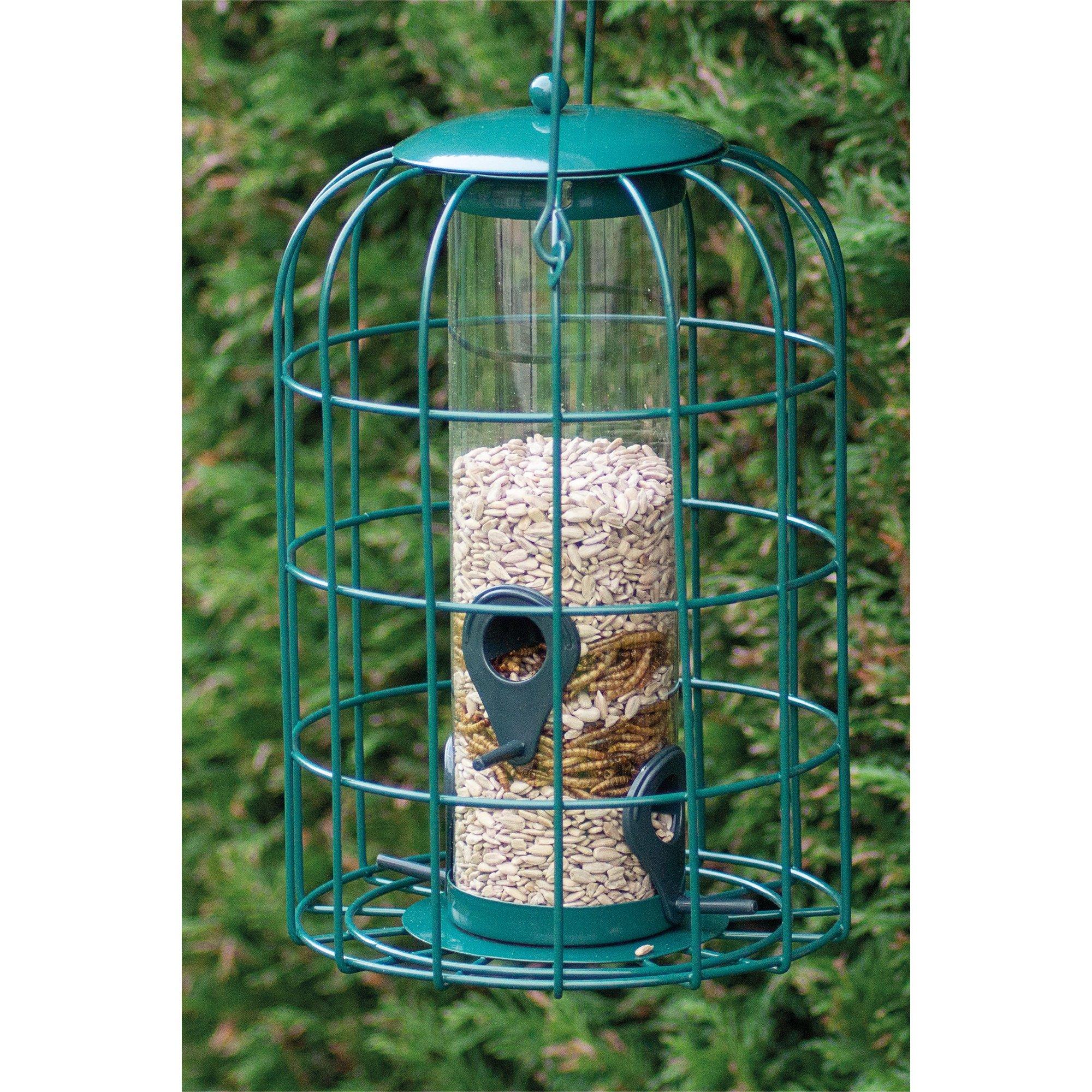 Image of Garden Squirrel Resistant Bird Feeder