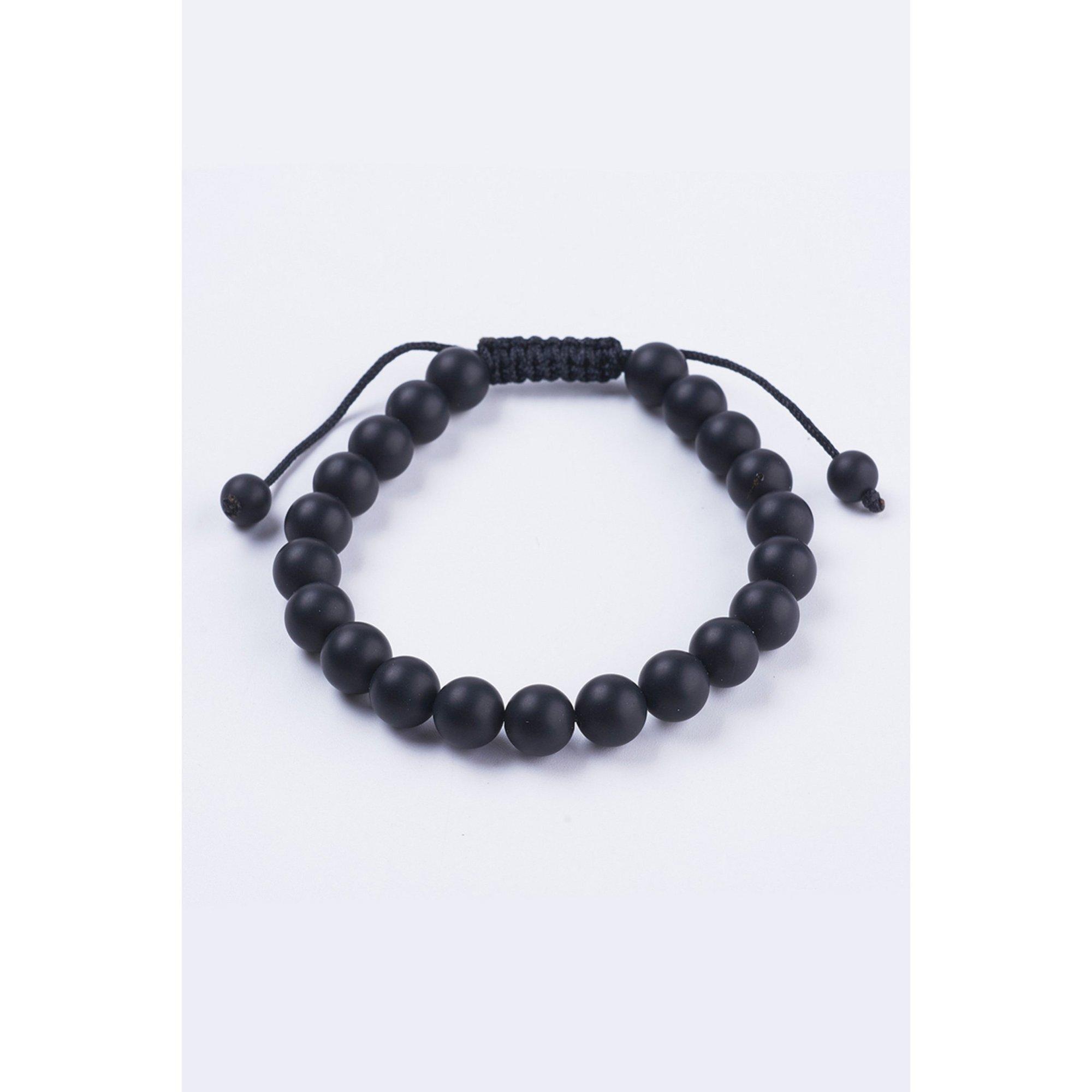Image of Black Agate Bracelet