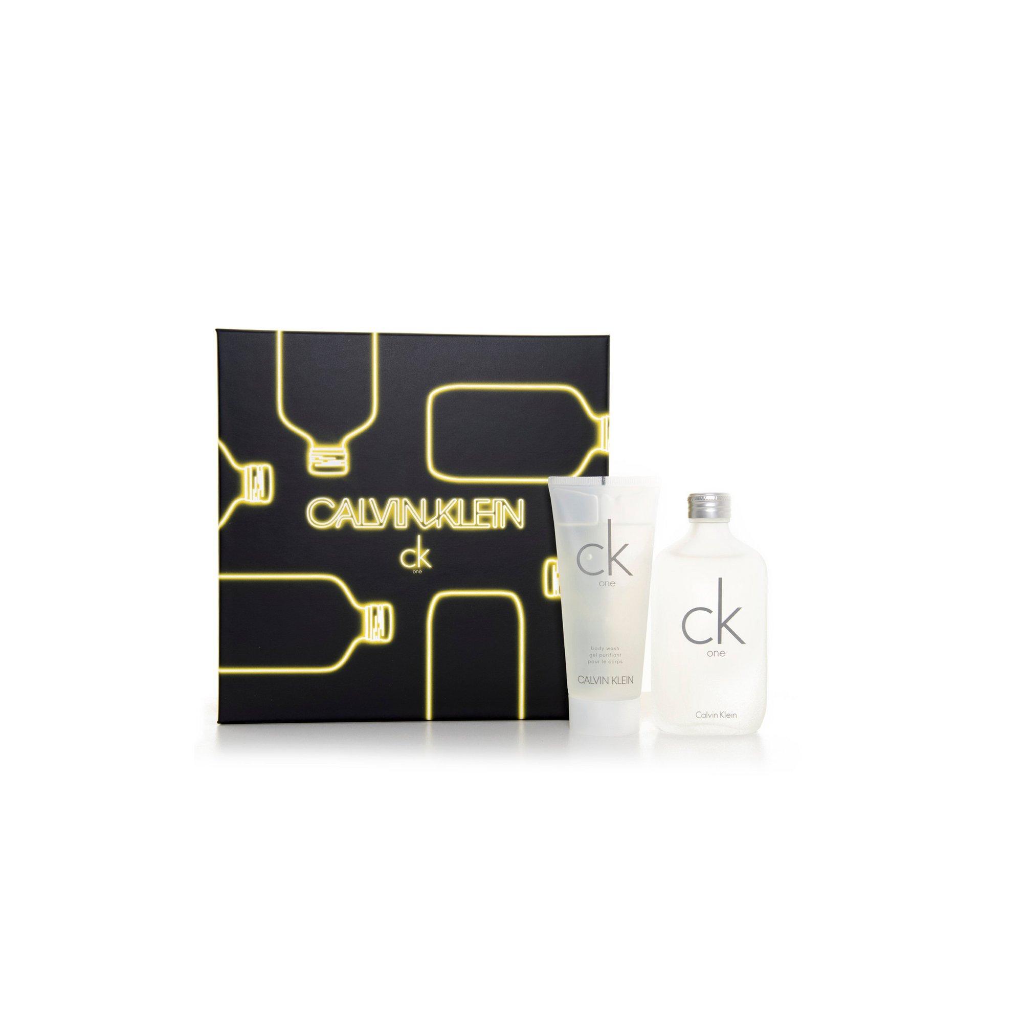 Image of Calvin Klein CK One 100ml EDT 3-Piece Gift Set