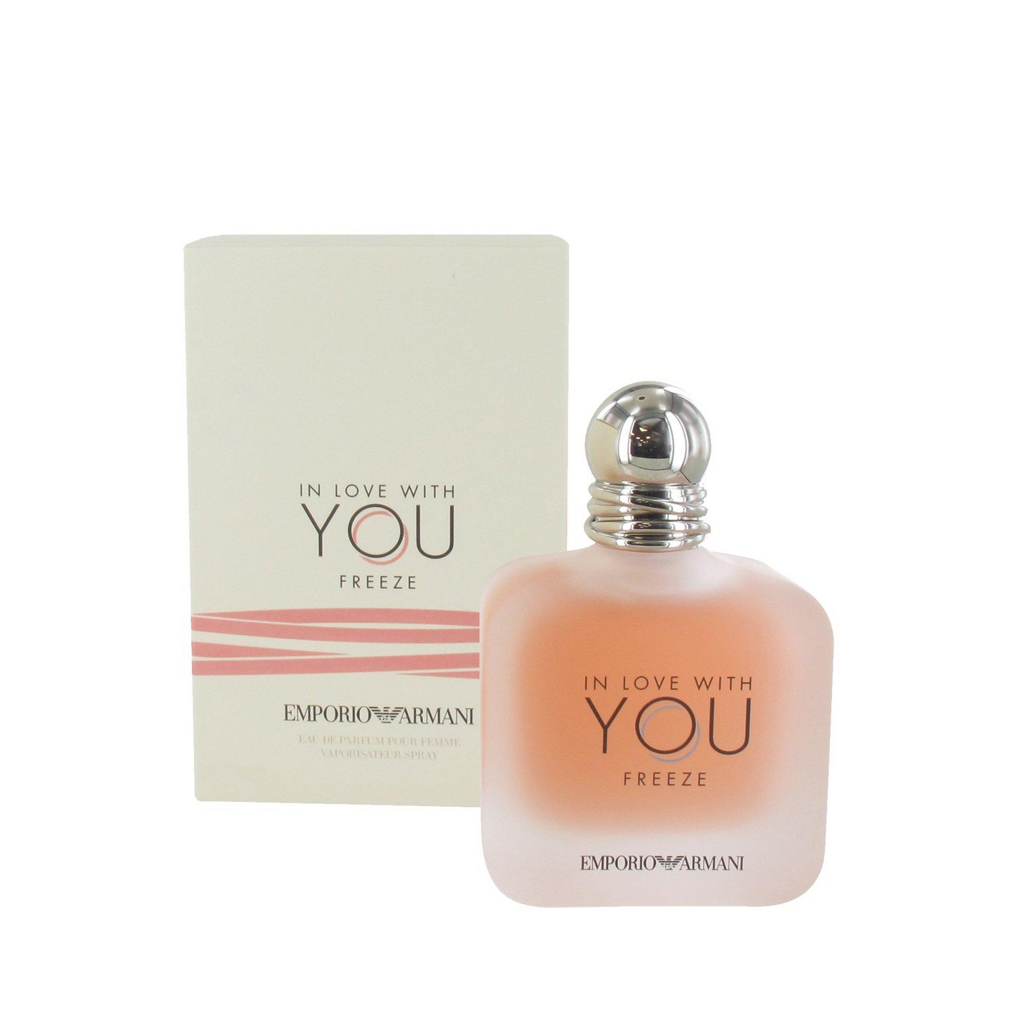 Image of Armani In Love With You Freeze 100ml Eau de Parfum