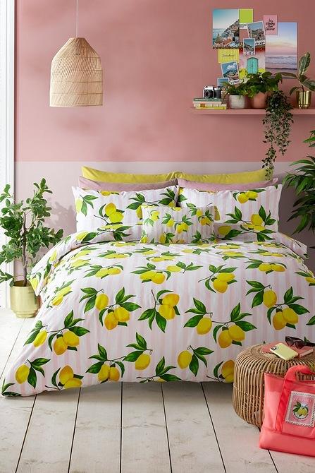 Image for Summer Lemon Duvet Set from studio