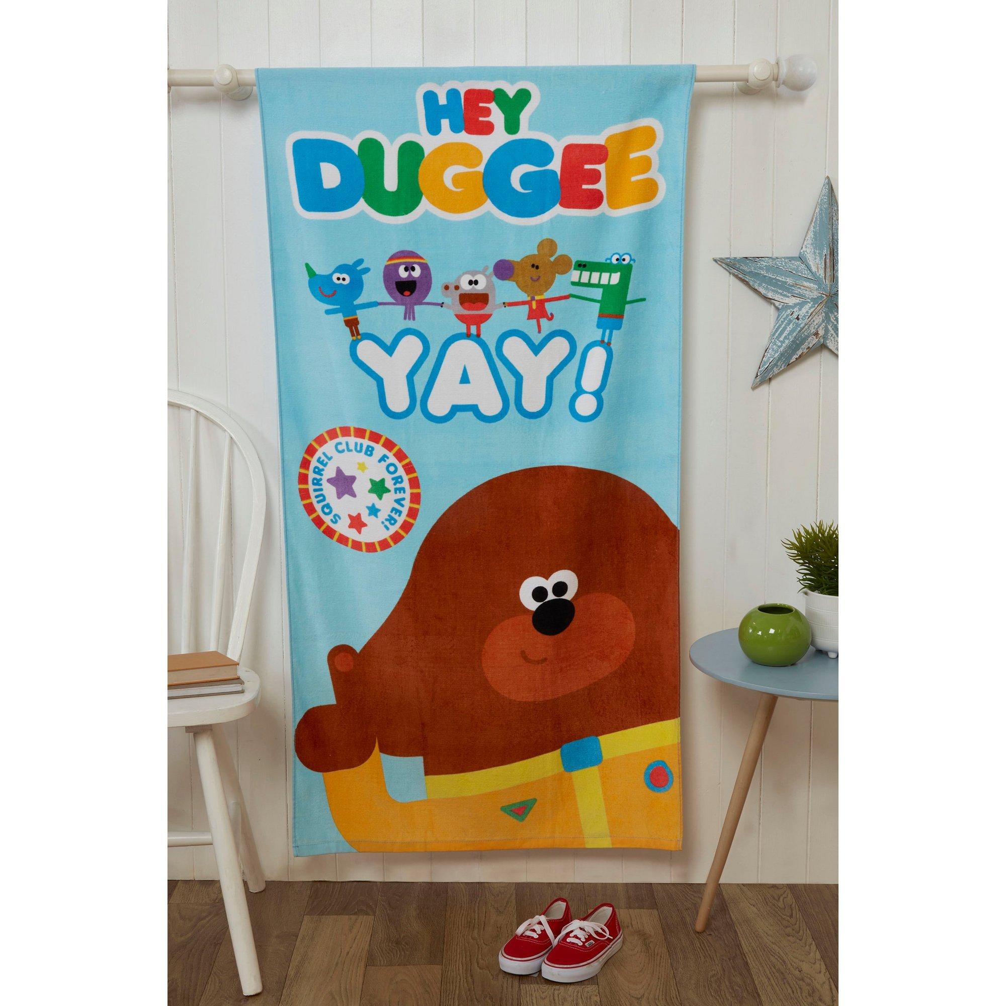 Image of Hey Duggee Celebrate Towel