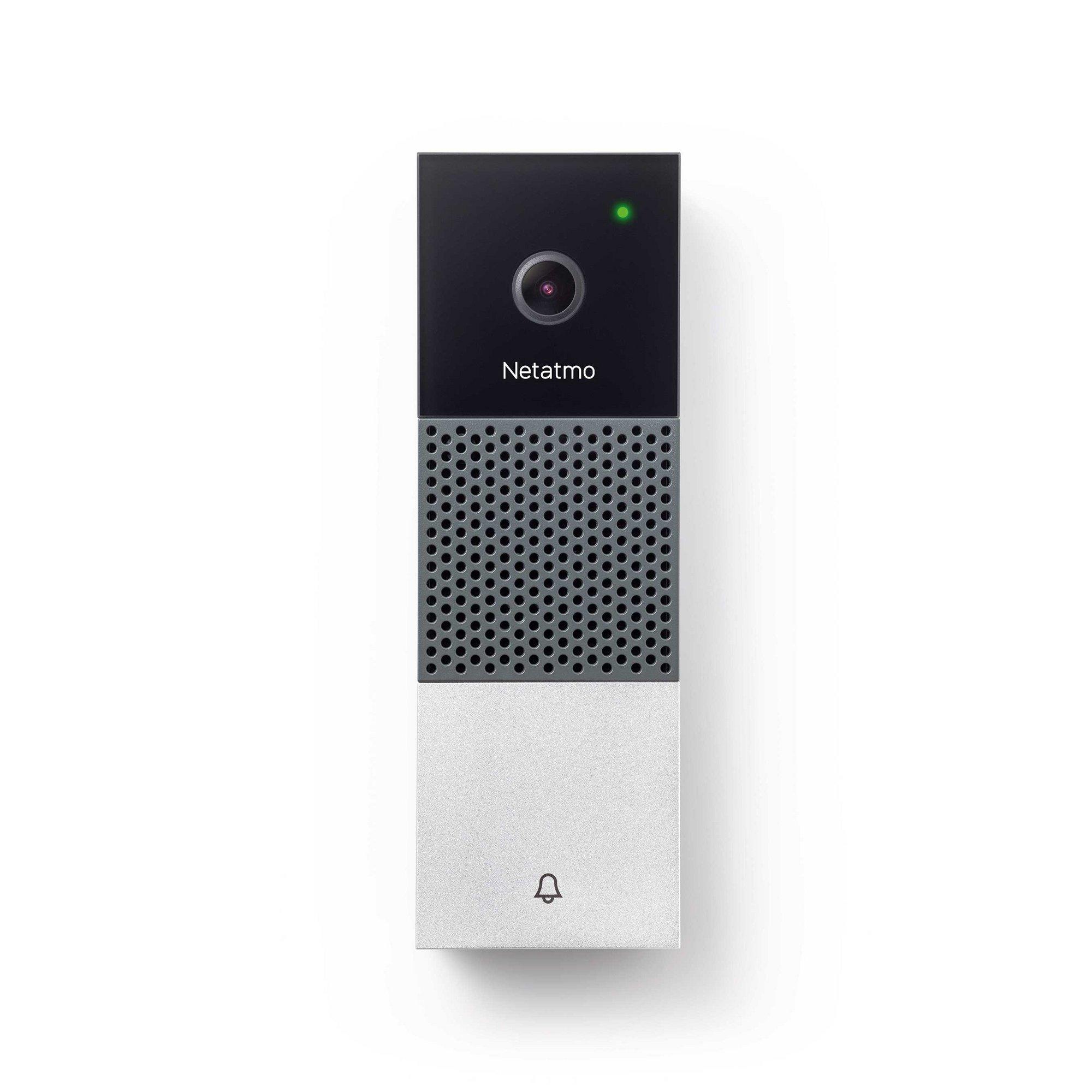 Image of Netatmo Smart Video Doorbell