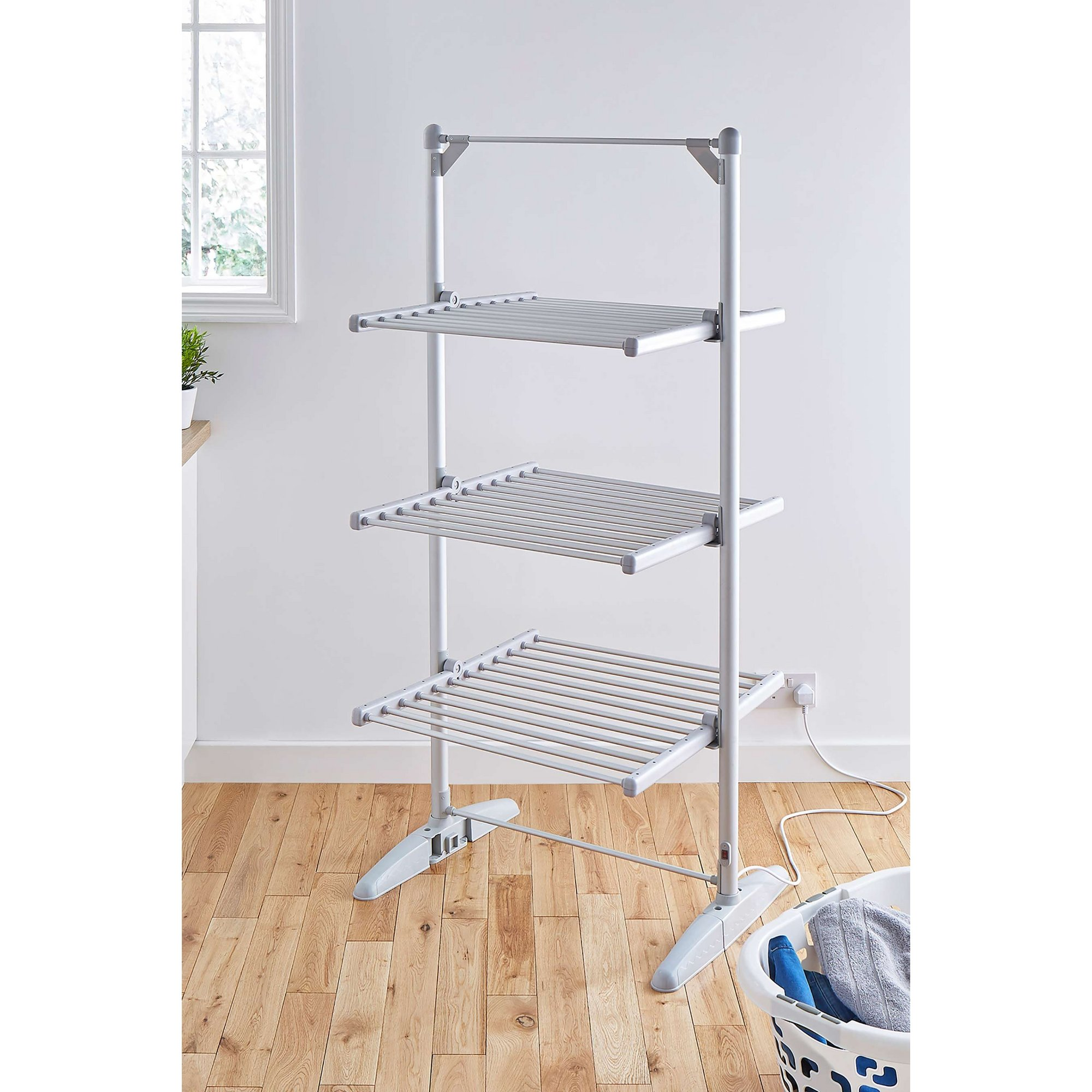 Image of Tower 3-Tier Heated Airer