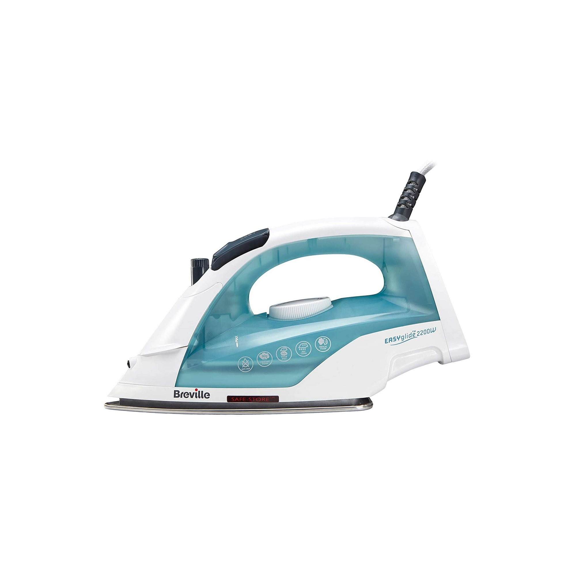 Image of Breville Easy Glide 2200W Steam Iron