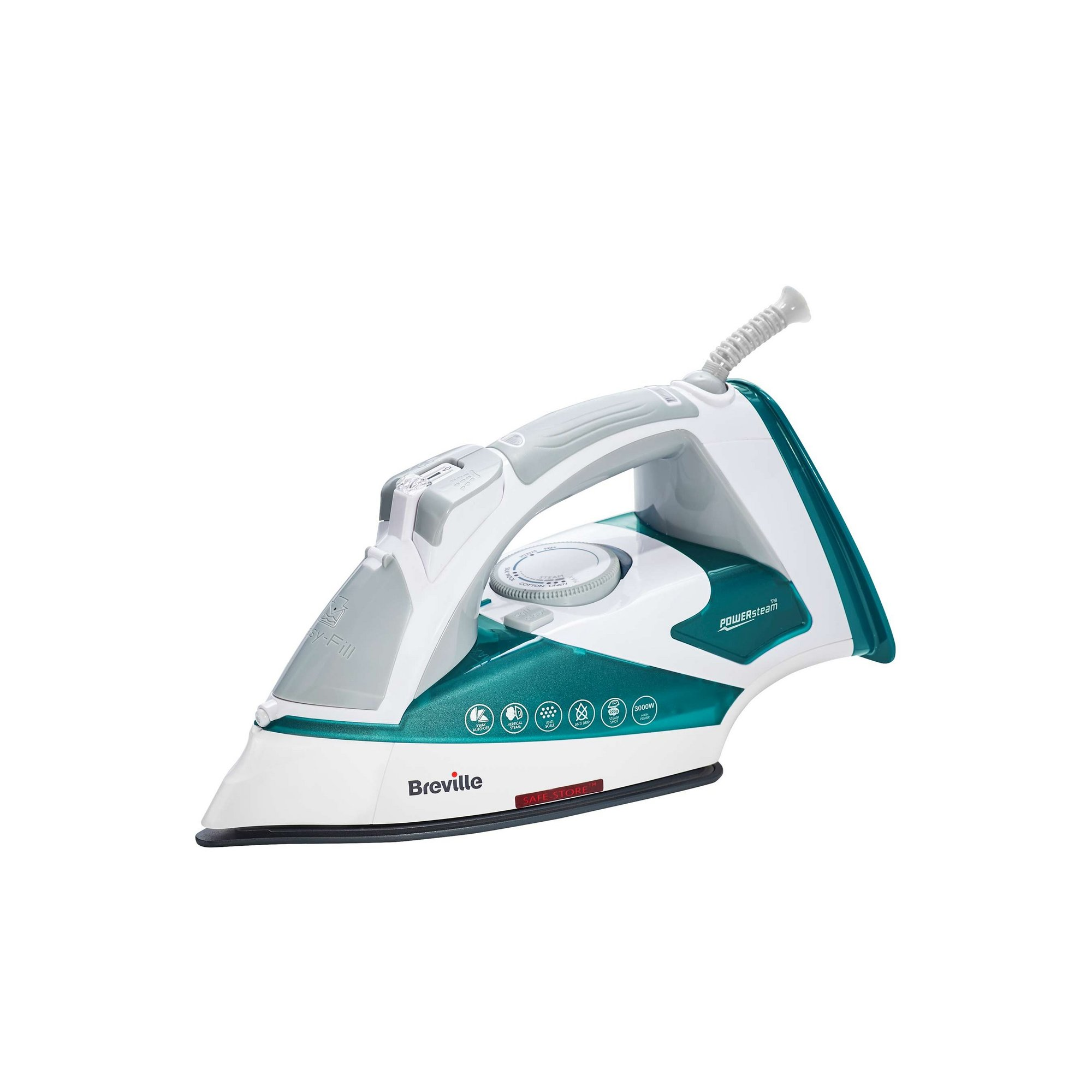 Image of Breville Power Steam Advanced 3000W Iron