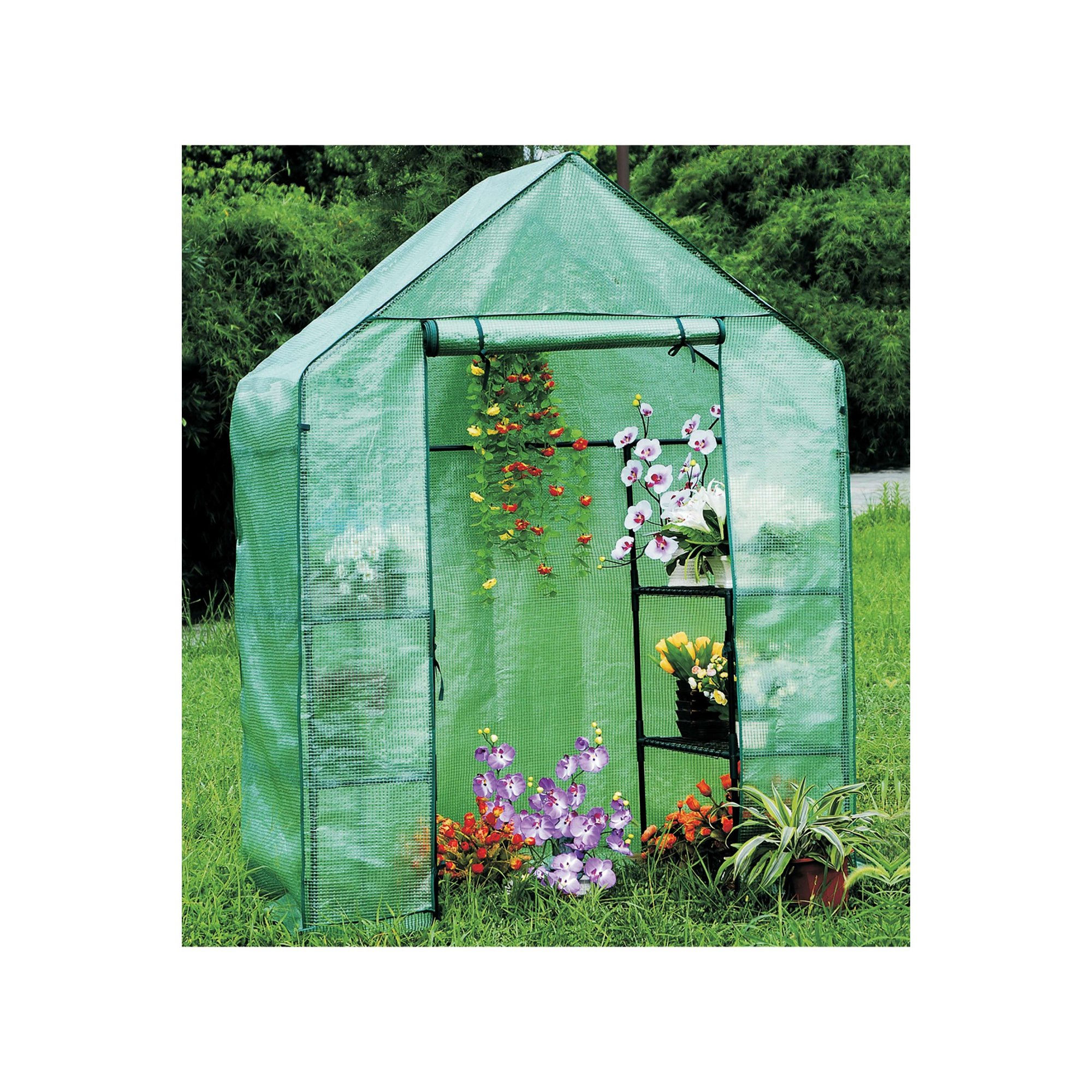 Image of Walk-In Greenhouse
