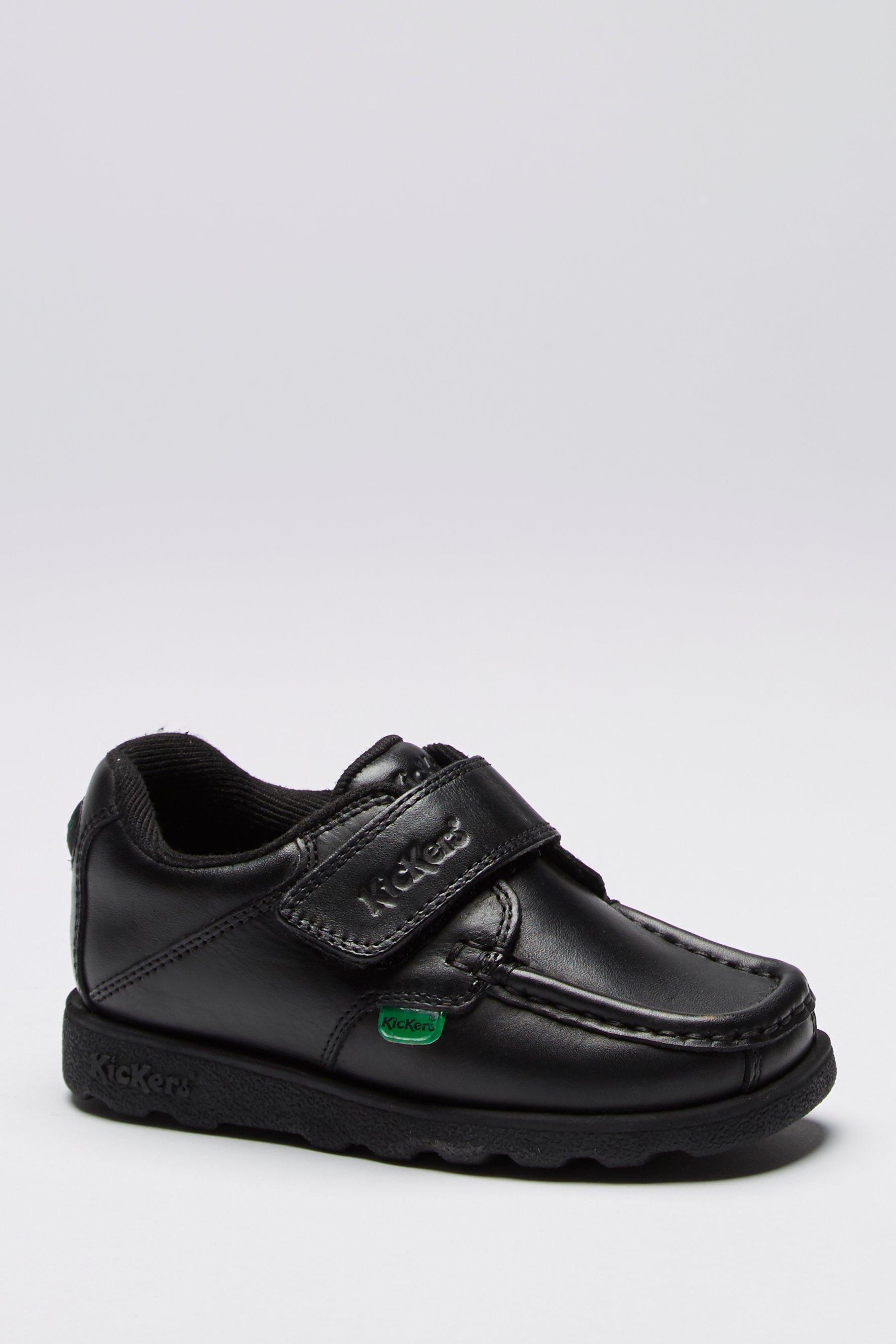 Boys Infant Kickers Fragma Strap Shoes