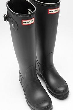 Hunter Original Matt Black Wellington Boots 0d2ea7bb1