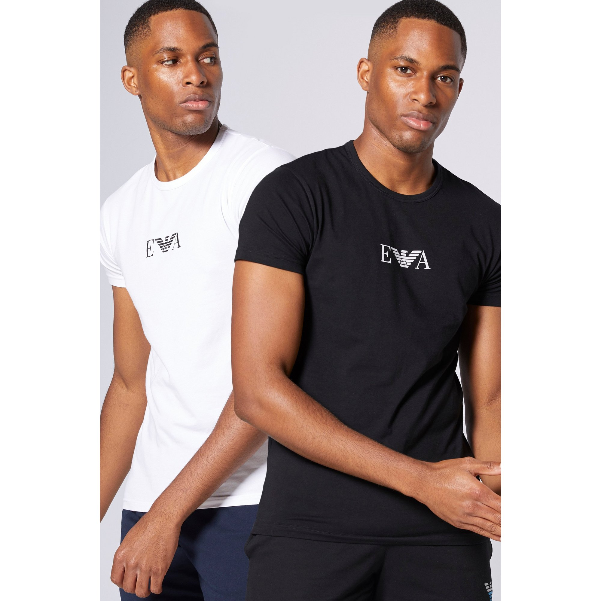 Image of Emporio Armani Pack of 2 T-Shirts