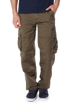 Twisted Gorilla Cargo Pants