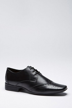 Thomas Gee Leather Brogue Shoe