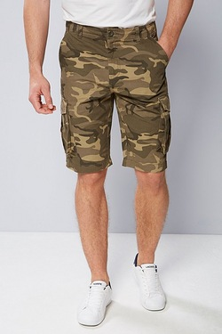 Twisted Gorilla ¾ Cargo Short