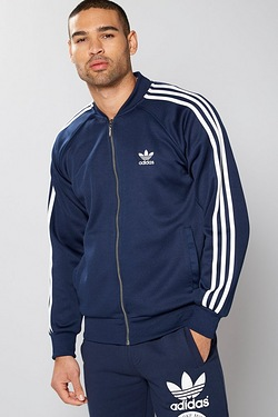 adidas Originals Zip Through Superstar Jacket