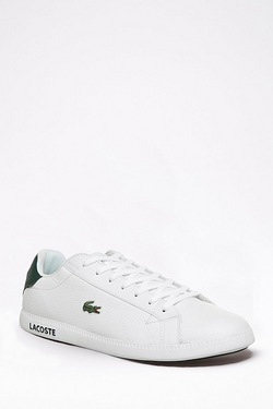 Lacoste Graduate Leather Trainer