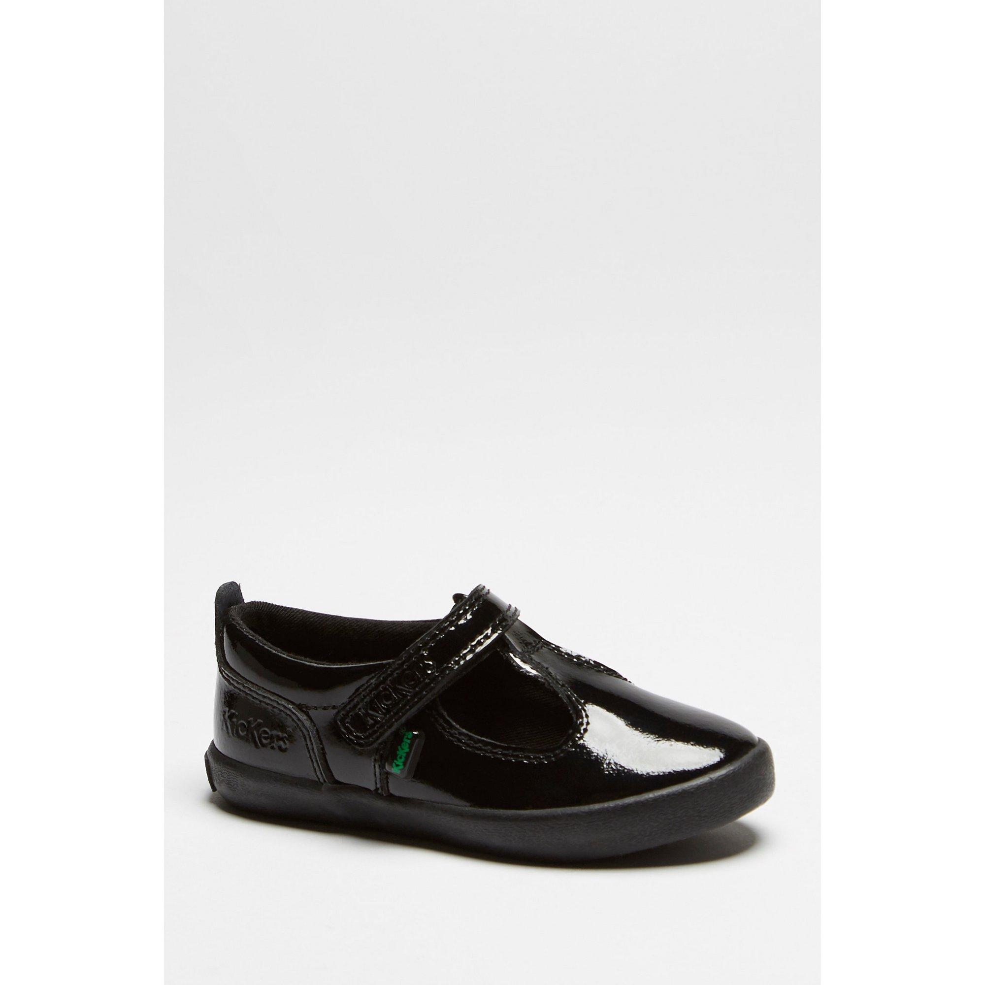 Image of Girls Kickers Kariko T-Strap Shoes
