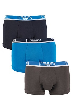 Emporio Armani Pack Of 3 Boxers
