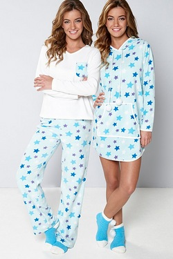 3-piece Pyjama/Dress and Sock Set