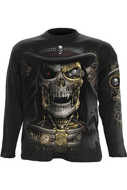 Steam Punk Reaper T-Shirt