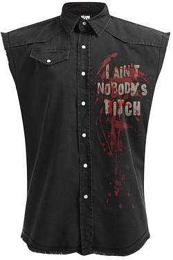 Walking Dead Daryl Wings Sleeveless Top