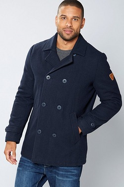 Firetrap Double Breasted Jacket