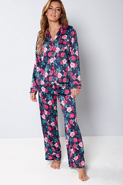 Floral Long Sleeve Pyjamas