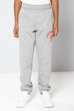 Boys Football Fleece Jogger - Liverpool