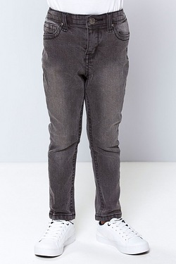 Younger Boys Skinny Jeans Grey