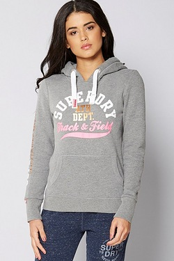 Superdry Track and Field Hoody