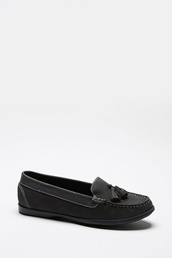 Hush Puppies Aalia Grace Tassel Moccasin