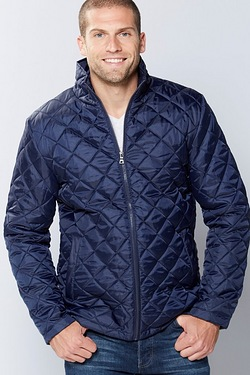 Twisted Gorilla Quilted Jacket