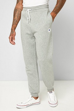 Converse Core Fleece Pant - Grey Marl
