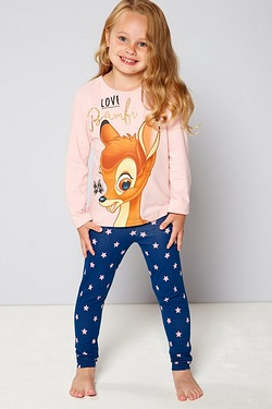 Girls Bambi Pyjamas