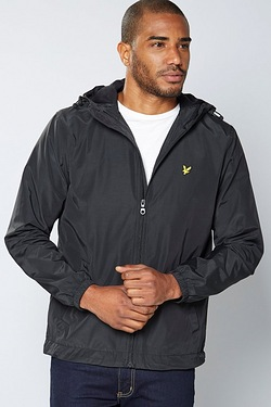 Lyle and Scott Hooded Jacket
