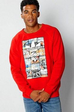 adidas Originals Back To School Crew Sweatshirt