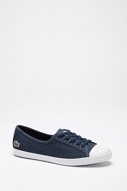 09d38481b Lacoste Ziane Lace Up Trainers