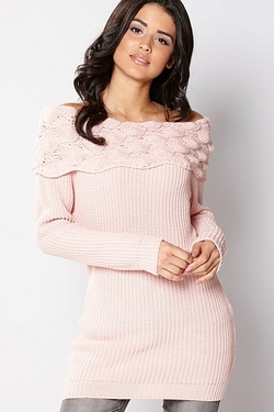 Club L Mermaid Scaled Jumper