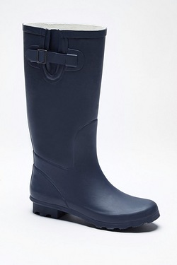 Be You Tall Welly - Navy