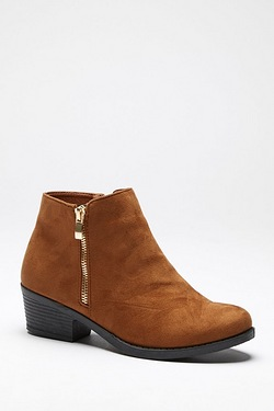 Be You Heeled Ankle Boot