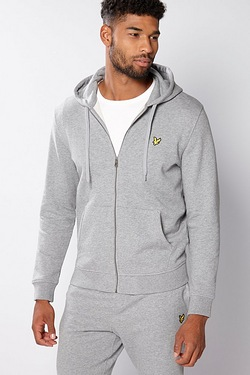 Lyle and Scott Zip Through