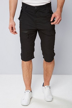 ¾ Zip Pocket Short