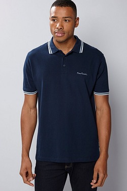 Pierre Cardin Tipped Polo Shirt