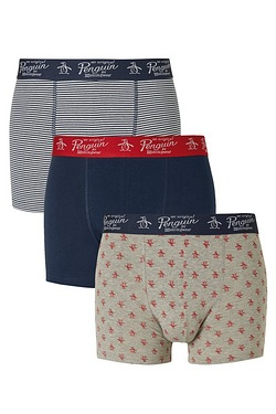 Original Penguin 3 Pack Boxer