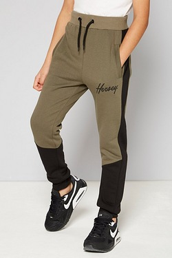 Boys Beck and Hersey Panel Jogger