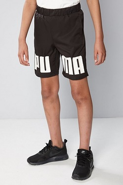 Boys Puma Rebel Woven Short