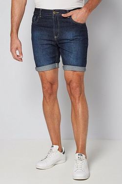 ¾ Denim Short
